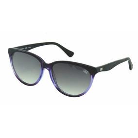 9150d776165d5 Óculos De Sol Feminino Lougge Polarizado Acetato Lg 339.3