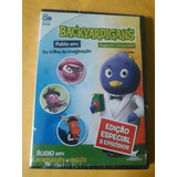 Dvd Backyardigans - Segunda Temporada