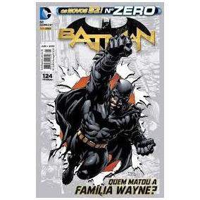 Hqs Coleção Os Novos 52 Batman Do Nº00 Ao Nº39
