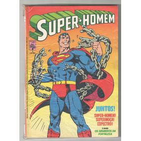 Gibi Super Homem Numero 2- Editora Abril (1289)