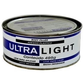 Massa Plastica Adesivo Ultra Light Maxi Rubber C/24 Und