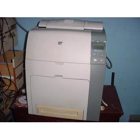 Impresora Hp Color Laser Jet 4700dn