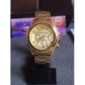 46515cb48 Relógio Michael Kors Midsize Blair Omk5263 - Relógios De Pulso no ...