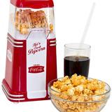 Crispetera Nostalgia Aire Caliente 12 Tz Coca Cola