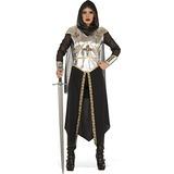 Disfraz De Guerrera Medieval De Traje De Rubíes Co Womens 05289b7fdba