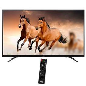 Monitor Led 32 Aoc C/tv Digital Le32m1370 Fhd/3hdmi/usb/lan