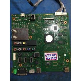 Placa Principal Sony Kdl 40ex525