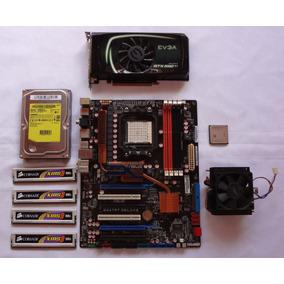 Pc Gamer Placa Mae Asus Processador Memoria Placa De Video