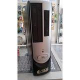 Cpu Asus P5v800mx Com 1 Giga Ram 80 Hd Proc. Pentium 4 Wind
