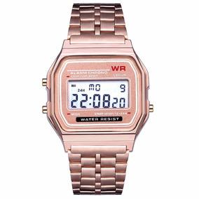 227dd352487d5 Relogio Digital Feminino Rose Barato - Joias e Relógios no Mercado ...