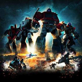 Transformers - Revenge Of The Fallen Dlc - Ps3 R2 (digital)