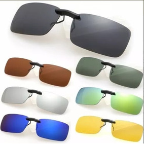 c6892ca6a60c4 Clipon Clip On Para Oculos Sobrepor Lente Polarizada Uv400