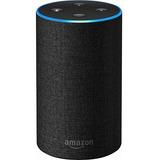 Altavoz Inteligente Con Alexa, 2da Generación, Tela De