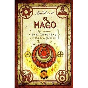 Libro El Mago / Michael Scott / Ed Roca
