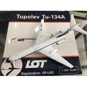 Tupolev Tu-134a Lot 1:200