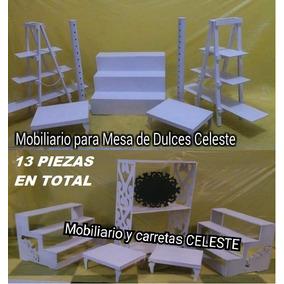 Mobilirio Para Dulces Candy Bar 2 Paquetes