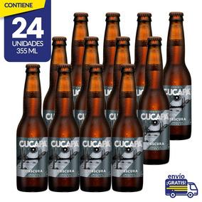 Cerveza Artesanal Cucapá Chupacabras, 24 Botellas 355ml C/u