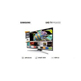 Tv Samsung 75 6100 Mu Como Nuevo Con Caja Garantia