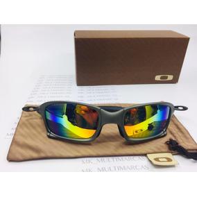 5ea5ef702 Juliet Arco Iris - Óculos De Sol Oakley Juliet no Mercado Livre Brasil