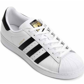 in stock b7b0c f5354 Tênis adidas Superstar Original - Envio Imediato