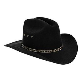 Sombrero Occidental Vaquero Nino Negro Para Ninos Black G 39657606cb6
