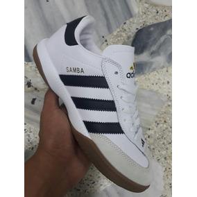 detailed images Adidas Samba Blancas - Tenis Adidas para Hombre en Mercado  Libre .. ... 735692ffc