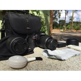 Kit Camera Nikon + 2 Lentes