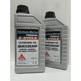 Aceite Quicksilver 2t Tcw3 P/ Motores Fuera De Borda