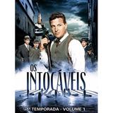 Dvd - Os Intocáveis - 1 Temporada - Volume 1 - Paramount