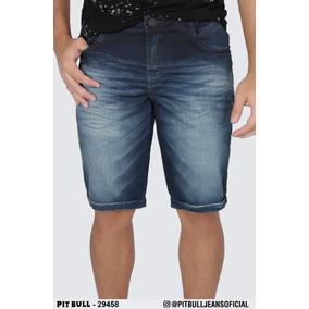 Bermuda Masculina Jeans Pit Bull Lançamento 29458
