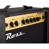 Amplificador P Guitarra Electrica Ross G25r 25 Watts Reverb
