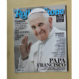 Rolling Stone Papa Francisco (beatles, Arcade Fire, Hoffman)