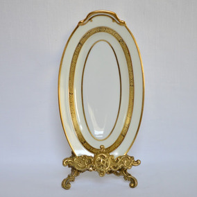 Rabanera Porcelana Noritake Romany Oro