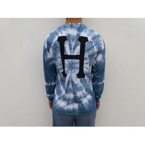 3177a80a07 Camiseta Huf Worldwide Tie Dye Importado Eua Original