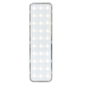 Lampara Emergencia Recargable Led Reflec Linterna Lt9830c /e