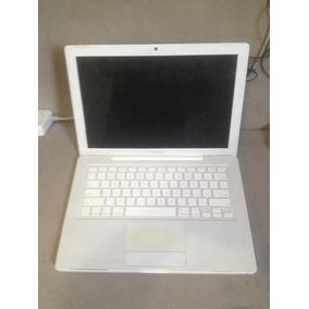 Laptop Macbook Blanca 13 Pulgadas Finales 2007