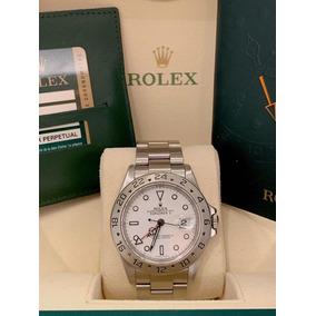 ded78dab377 Relogio Rolex Explorer Ii Replica - Relógios no Mercado Livre Brasil