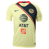Jersey Playera America 2018 2019 Local Incluye Parche Ligamx