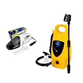 Kit Hidrolavadora Ip1600 + Aspiradora - Power Pro