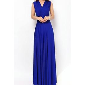 0d23f7c0b Vestidos De Fiesta - Vestidos de Mujer Azul en Guanajuato en Mercado ...