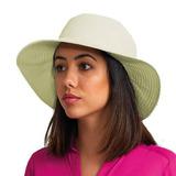 Chapéu Califórnia Com Proteção Filtro Solar Uv Line Areia 8d039c07fa8