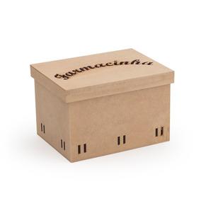 Farmacinha P - Passa Fita - Tampa Caixa De Sapato - Modelo 1