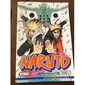 Gibi Naruto Volumes Variados - Usado