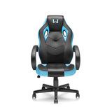 Cadeira Gamer Warrior Preta E Azul Ga161 - Multilaser