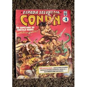 Conan - A Espada Selvagem(todas As Edições N°1 À 205 Hq Dig)