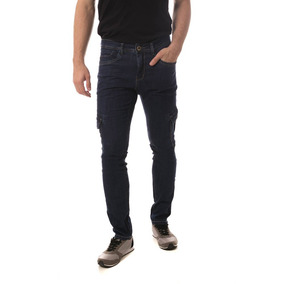 Calça Jeans Osmoze Skinny Azul