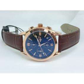 Relojes De Cuero Para Hombre Reloj Analógico 1uiiy8
