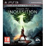 Dragon Age Inquisition Deluxe Edition Ps3 Digital Gcp