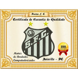 Símbolo Do Santos Futebol Clube no Mercado Livre Brasil 8d43fd2ba91