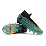 Chimpunes Nike Mercurial Superfly Vi Elite Cr7 Ag36-46